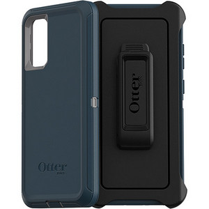 OtterBox - Defender Case w/Belt Clip for Samsung Galaxy S20 - Gone Fishin