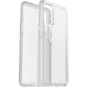 OtterBox - Symmetry Case for Samsung Galaxy S20 - Clear