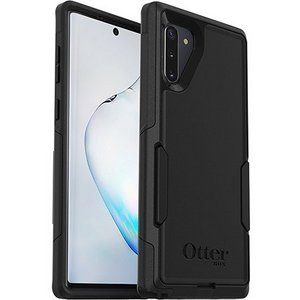 OtterBox - Commuter Case for Samsung Galaxy Note 10 - Black