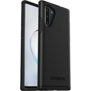 OtterBox - Symmetry Case for Samsung Galaxy Note 10 - Black