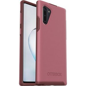 OtterBox - Symmetry Case for Samsung Galaxy Note 10 - Beguiled Rose