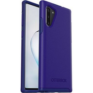 OtterBox - Symmetry Case for Samsung Galaxy Note 10 - Sapphire Secret