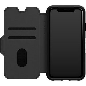 OtterBox Strada Case for Apple iPhone 11 - Shadow Black