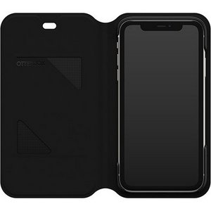 OtterBox Strada Via Case for Apple iPhone 11 - Black Night