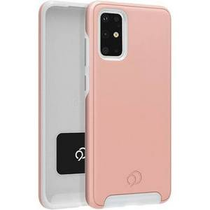Nimbus9 - Cirrus 2 Case for Samsung Galaxy S20 - Rose Clear
