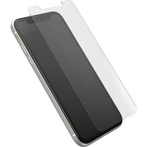 OtterBox - Clearly Protected Alpha Glass Screen Protector for Apple iPhone 11 / XR - Clear