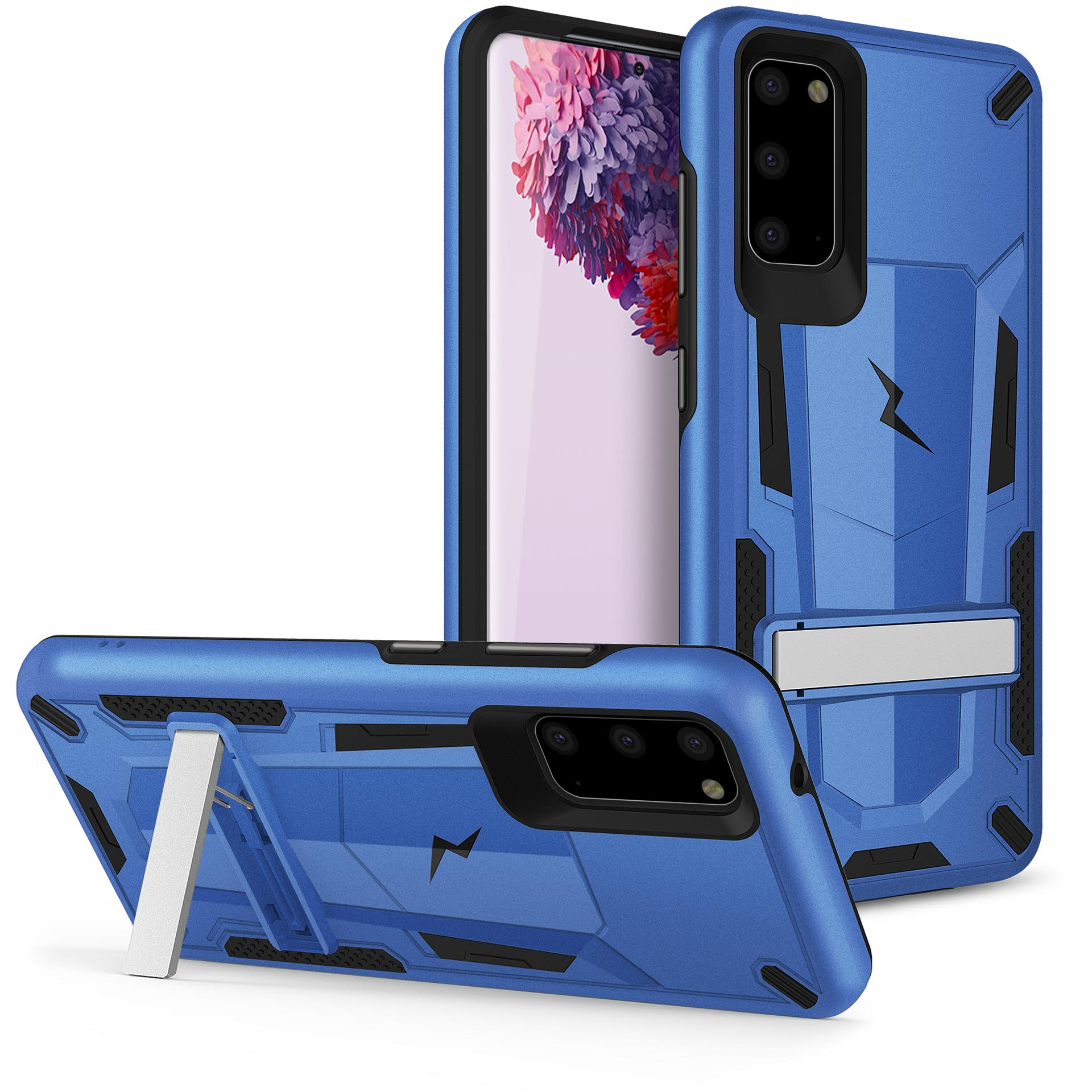 ZIZO TRANSFORM Series Galaxy S20 Case Blue