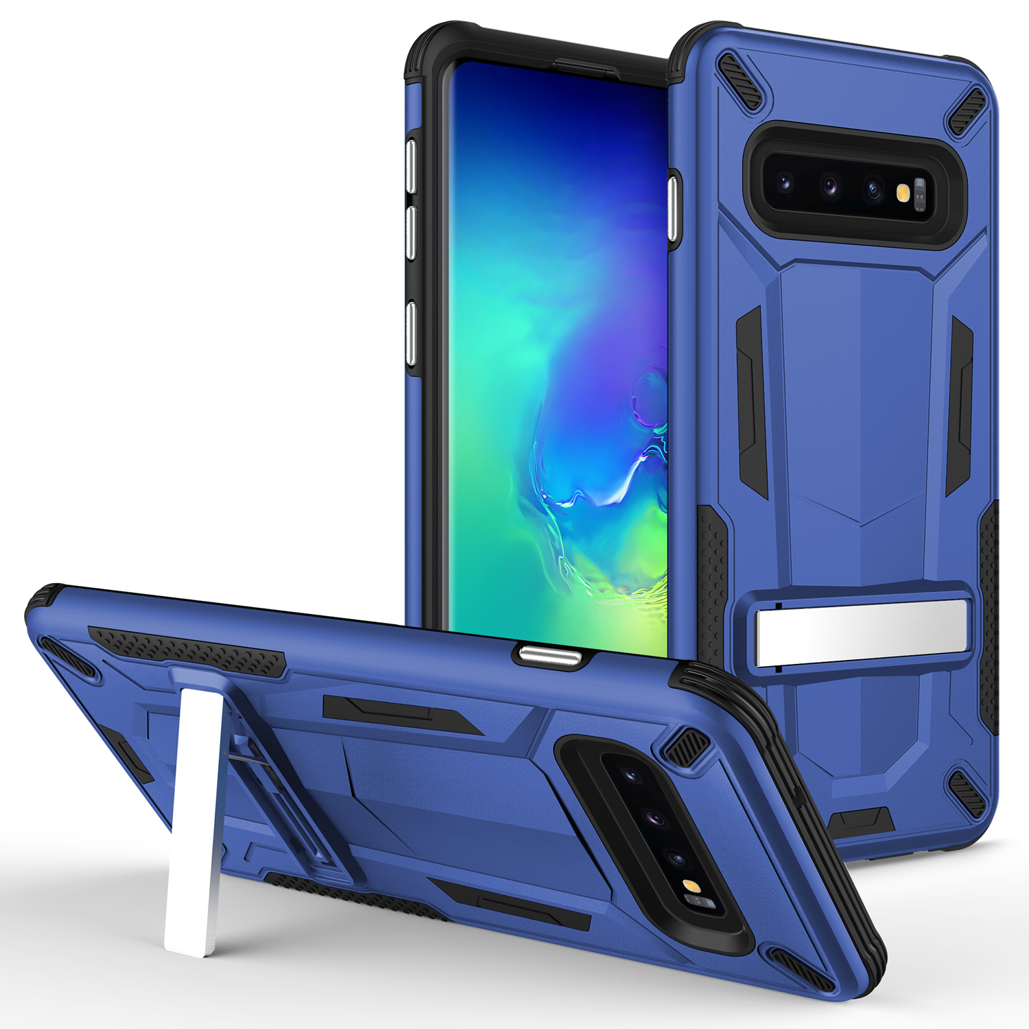 ZIZO TRANSFORM Series Galaxy S10 Case Blue