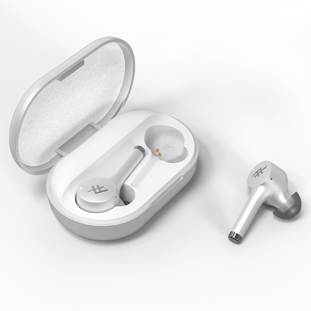 iFrogz - Airtime Pro True Wireless In Ear Bluetooth Earbuds - White