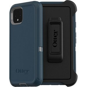 OtterBox - Defender Case for Google Pixel 4 - Gone Fishin