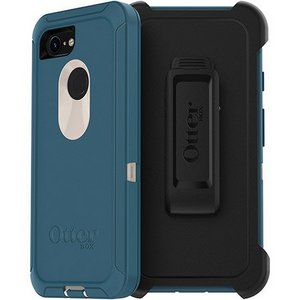 Otterbox - Defender Case for Google Pixel 3 -  Big Sur