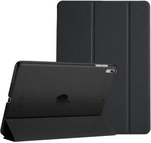 Premium Ultra Slim Lightweight Smart Case Shell For iPad Air 10.5 & iPad Pro 10.5 (Black)