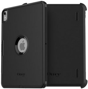 OtterBox - Defender Case for Apple iPad Pro 12.9 (2020 / 2018) - Black