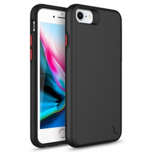 ZIZO DIVISION Series Case For iPhone 7 / 8 / 6 / 6S / SE 2002 (Black)
