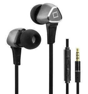 Cellet - Universal 3.5mm Wired Headphones - Black