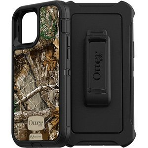 OtterBox DEFENDER Rugged Defender Screenless Edition Case w/Belt Clip for Apple iPhone 12/12 Pro - Camo