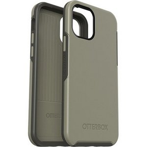 OtterBox SYMMETRY Rugged Ultra-Slim Case for Apple iPhone 12/12 Pro - Earl Gray