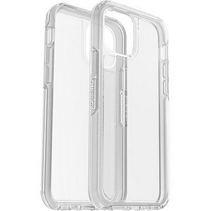 OtterBox SYMMETRY Rugged Ultra-Slim Case for Apple iPhone 12/12 Pro - Clear