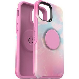 OtterBox Otter + Pop SYMMETRY Case with PopSockets PopGrip for Apple iPhone 12/12 Pro - Daydreamer