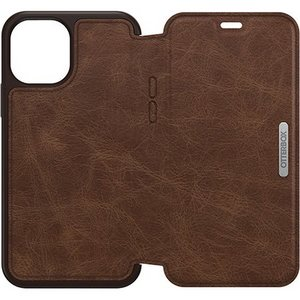 OtterBox STRADA Wallet Case for Apple iPhone 12/12 Pro - Espresso
