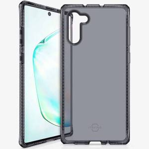 ITSKINS - Spectrum Clear Case for Samsung Galaxy Note10 - Smoke