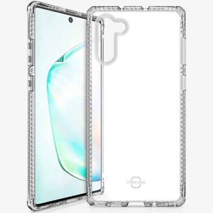 ITSKINS - Spectrum Clear Case for Samsung Galaxy Note10 - Transparent