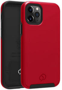 Nimbus9 - Cirrus 2 Case for Apple iPhone 12 / 12 Pro - Crimson