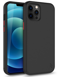 ZIZO DIVISION Series Case For iPhone 12 /12 Pro (Black)