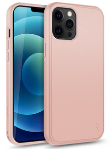 ZIZO DIVISION Series Case For iPhone 12 /12 Pro (Rose Gold)