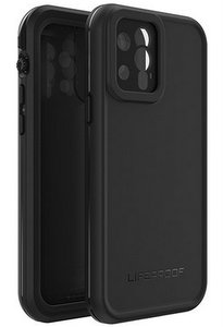 LifeProof - FRE Case for Apple iPhone 12 / Black
