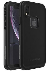 LifeProof - FRE Case for Apple iPhone XR / Asphalt Black