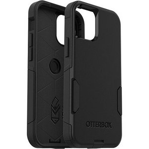 OtterBox Commuter Antimicrobial Case for Apple iPhone 12 Pro Max - Black