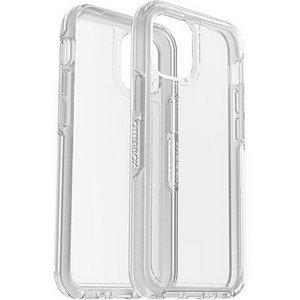 OtterBox SYMMETRY Rugged Ultra-Slim Case for Apple iPhone 12  Mini - Clear