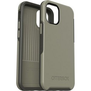 OtterBox SYMMETRY Rugged Ultra-Slim Case for Apple iPhone 12 Mini - Earl Grey