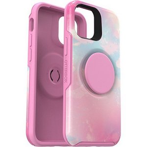 OtterBox Otter + Pop SYMMETRY Case with PopSockets PopGrip for Apple iPhone 12 Mini - Daydreamer