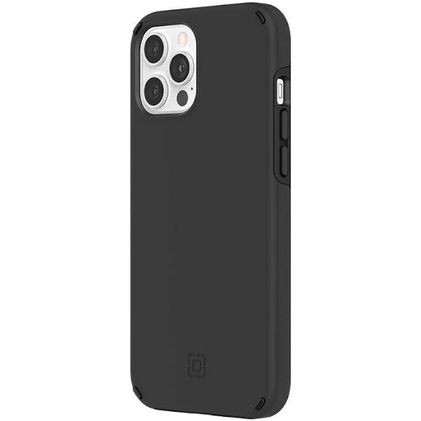 Incipio - Duo Case for Apple iPhone 12 Pro Max - Black