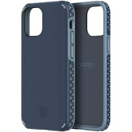 Incipio - Grip Case for Apple iPhone 12 Mini - Insignia Blue