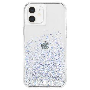 Case-Mate - Twinkle Case with MicroPel for Apple iPhone 12 Mini - Ombre Confetti