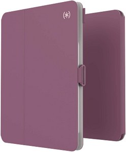 Speck - Balance Folio Case for Apple iPad Air 10.9 / Pro 11 (2020 / 2018) - Plumberry Purple and Crushed Purple