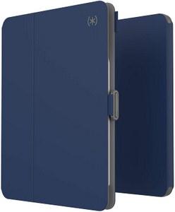 Speck - Balance Folio Case for Apple iPad Air 10.9 / Pro 11 (2020 / 2018) - Arcadia Navy and Moody Grey