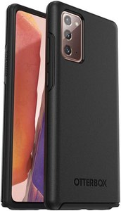 OtterBox - Symmetry Case for Samsung Galaxy Note 20 5G - Black