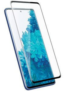 Premium Ultra FITTED TEMPERED GLASS Screen Protector for Galaxy S20 FE 5G / UW - Clear