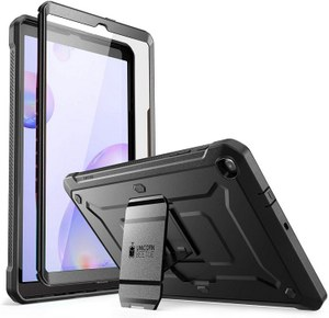 SUPCASE (Unicorn Beetle Pro) w/ Built-in Screen Protector Full-Body Rugged Duty Case For Tab A 8.4 BLK