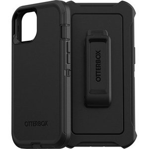 Otterbox DEFENDER Screenless Case w/Belt Clip for iPhone 13 - Black