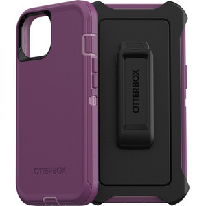 Otterbox DEFENDER Screenless Case w/Belt Clip for iPhone 13 - Happy Purple