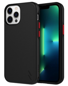 Zizo Realm Series Phone Case for the iPhone 13 Pro Max (Black)